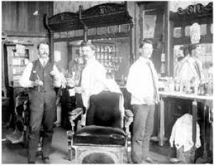 Les' Barber Shop